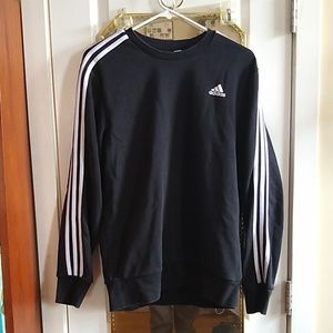 Men's ADIDAS crew neck sweatshirt